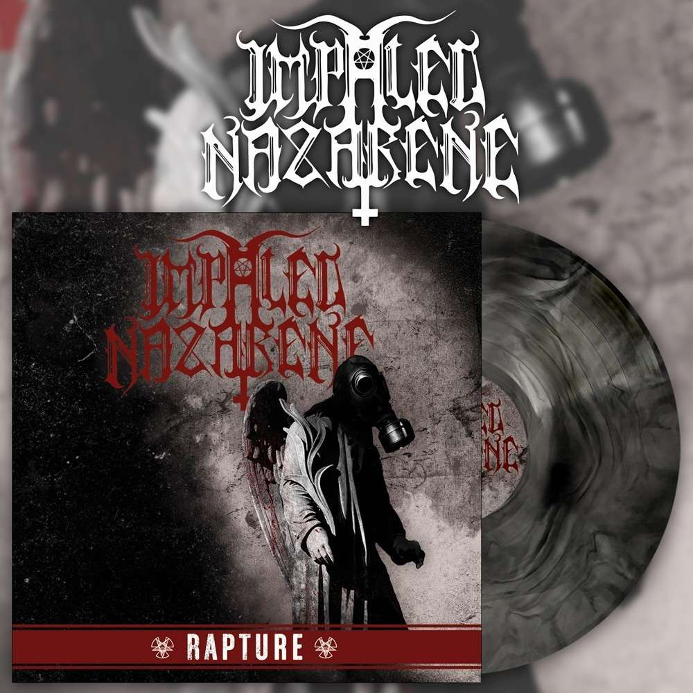 IMPALED NAZARENE Rapture. Black Galaxy Vinyl