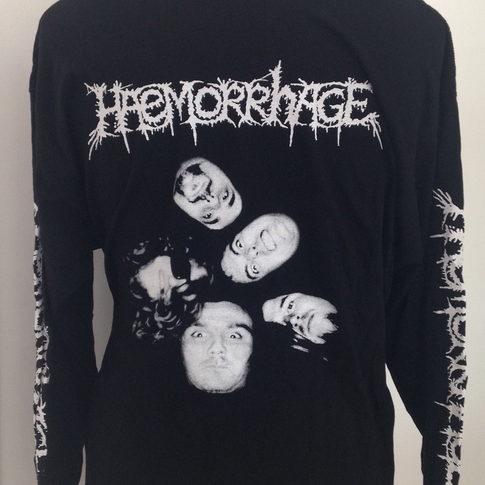 HAEMORRHAGE Morgue Sweet Home