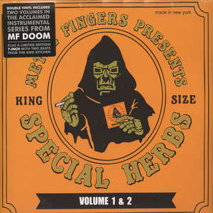 MF Doom special herbs volume 1 & 2