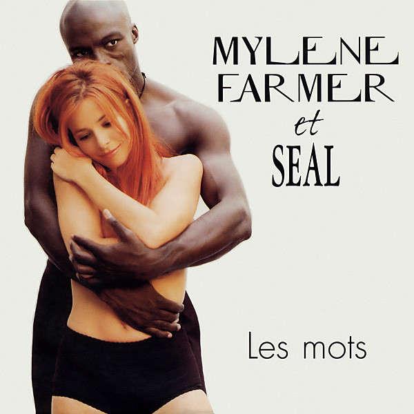 Mylene Farmer et Seal Les Mots