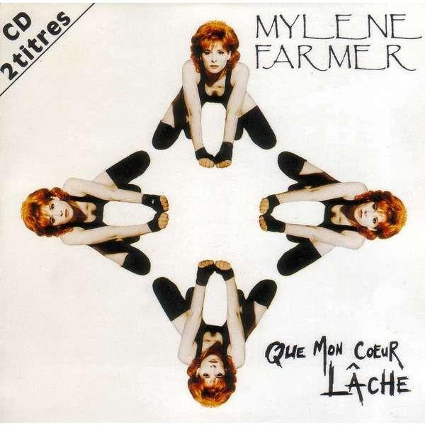 Mylene Farmer Que Mon Coeur Lâche
