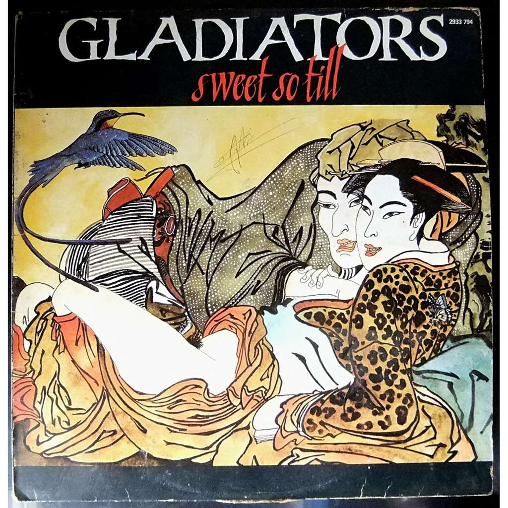 GLADIATORS The Sweet so till