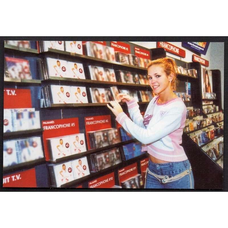 LORIE CARTE PHOTO . N° 60 .. DE L'ALBUM ' LORIE . MON ALBUM PHOTOS '