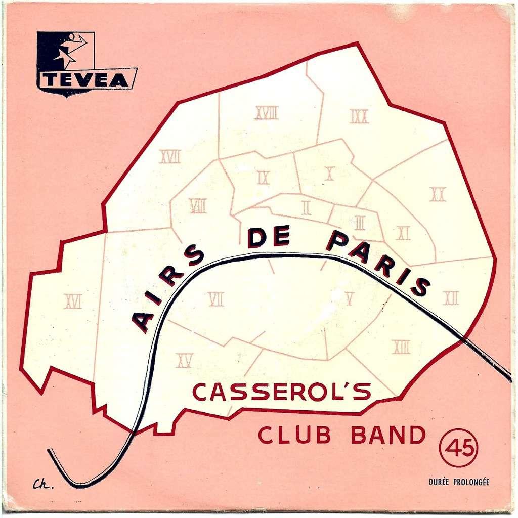 le casserol's club band airs de paris