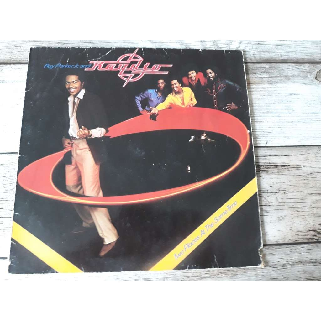 Ray Parker Jr. & Raydio Two Places At The Same Time