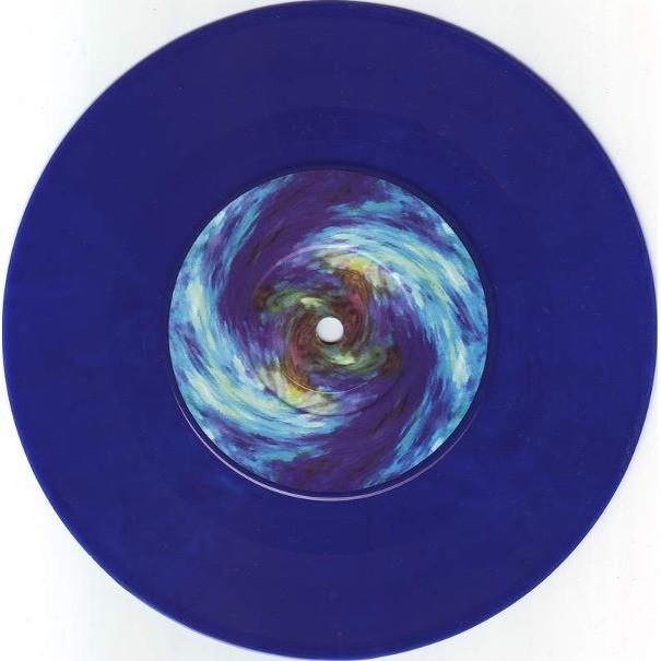 Coil Themes For Derek Jarman's Blue Rare Blue Vinyl 7