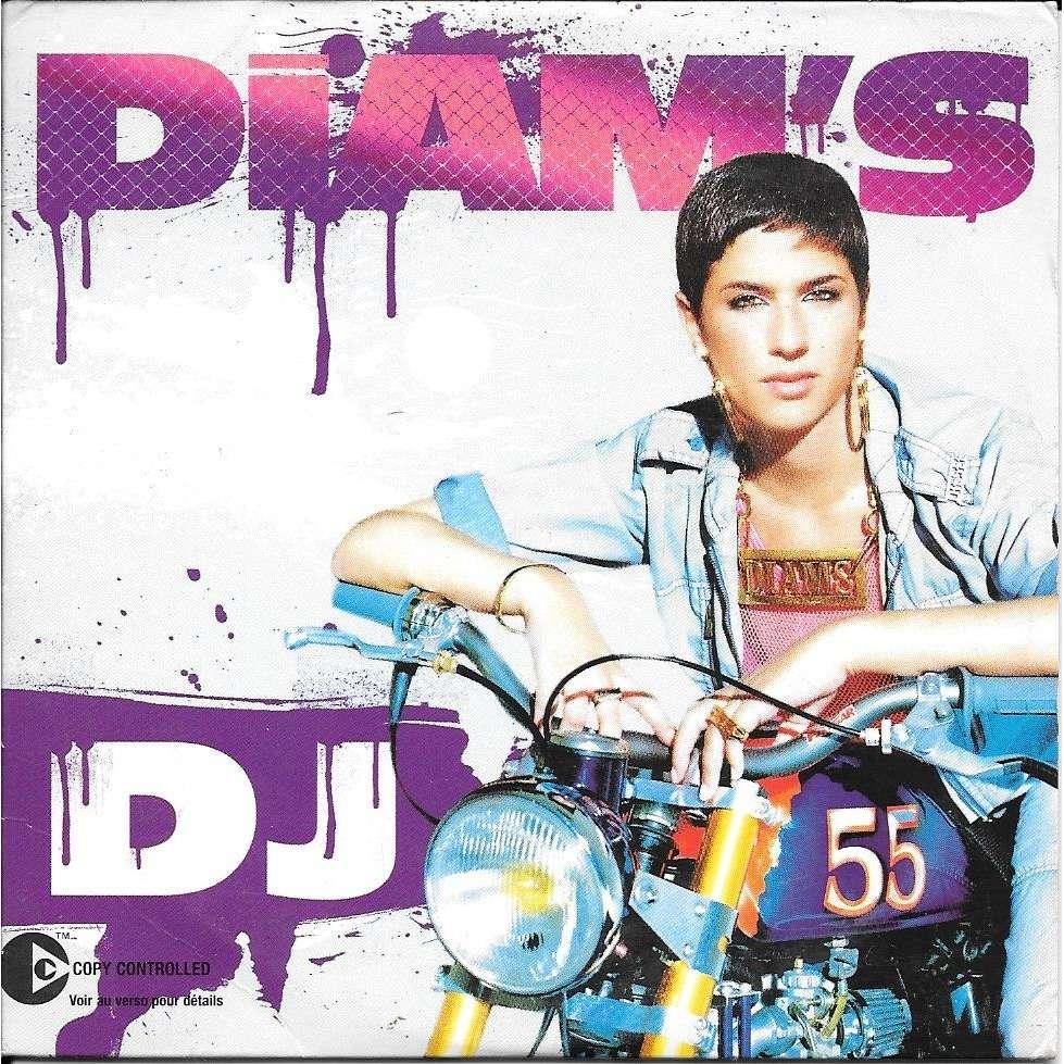 Diam's DJ / Mon répertoire [CD single]