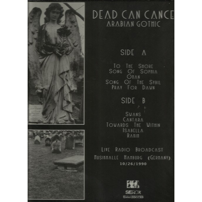 dead can dance arabian gothic