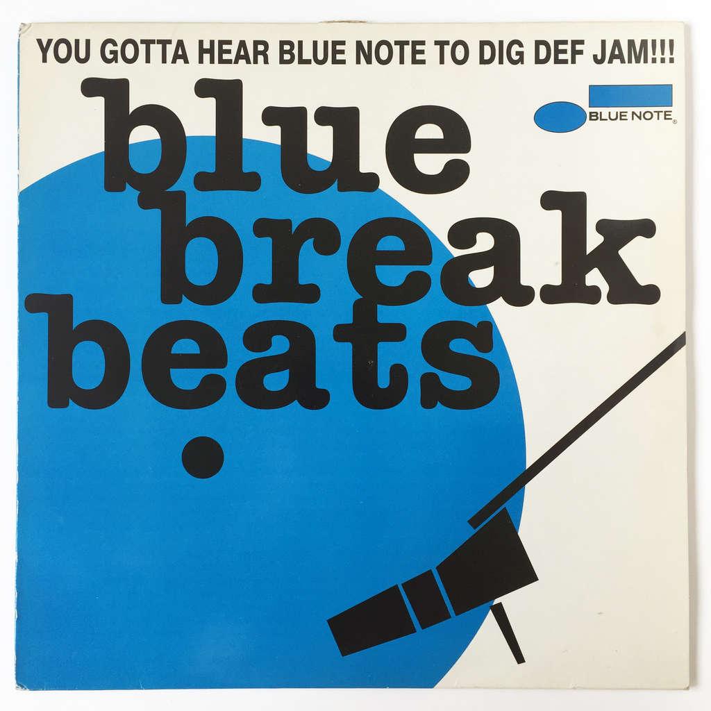 Various Blue Break Beats