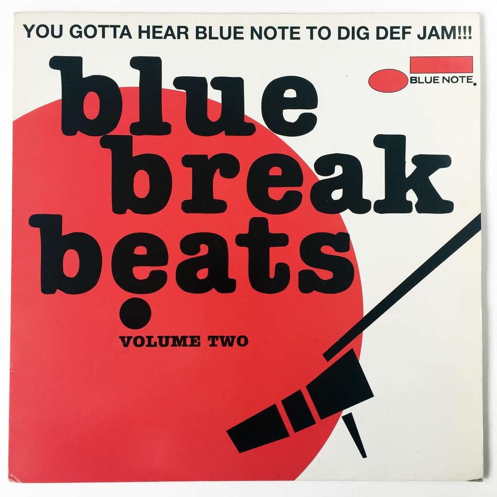 Various Blue Break Beats Volume Two