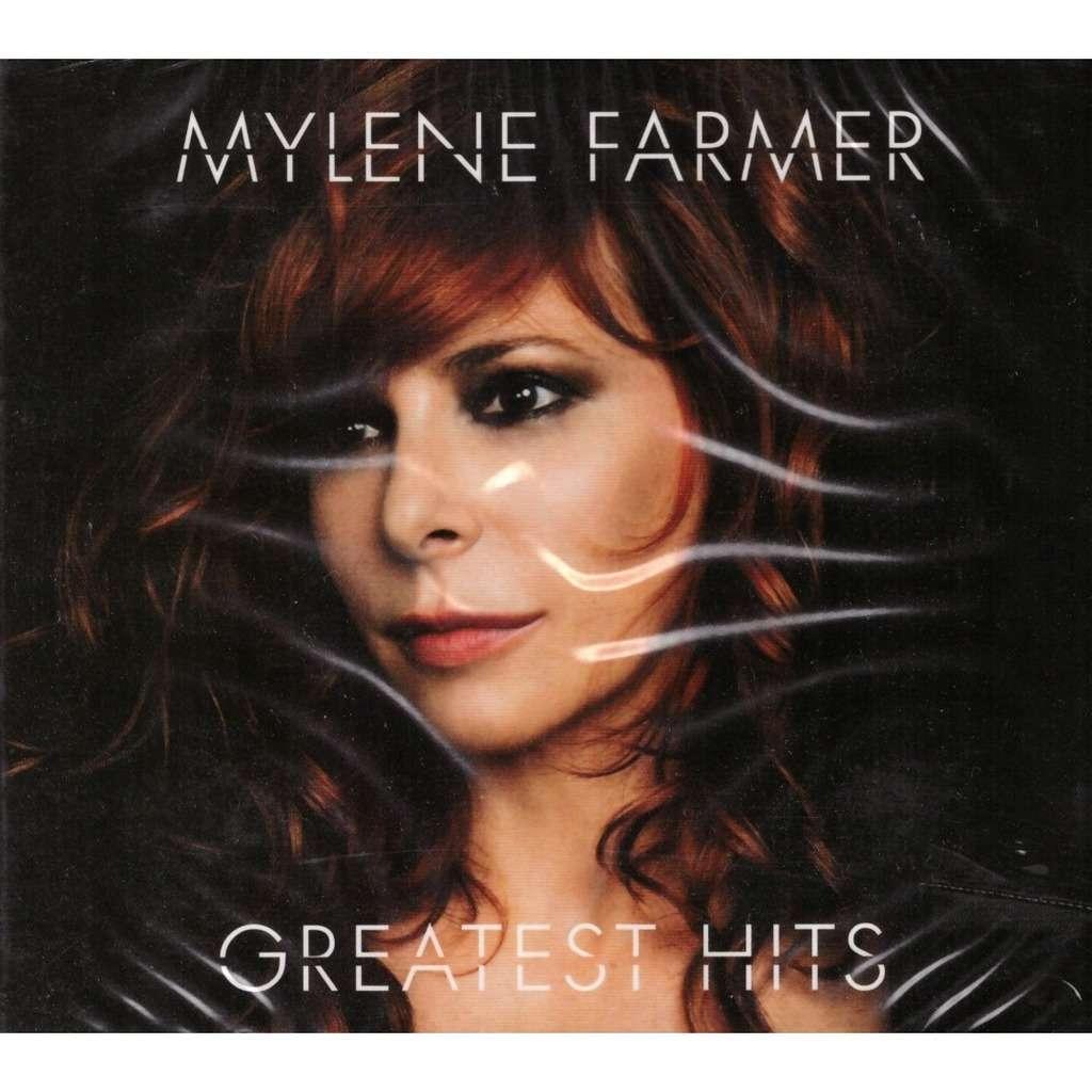 Mylene Farmer Greatest hits 2CD New Sealed