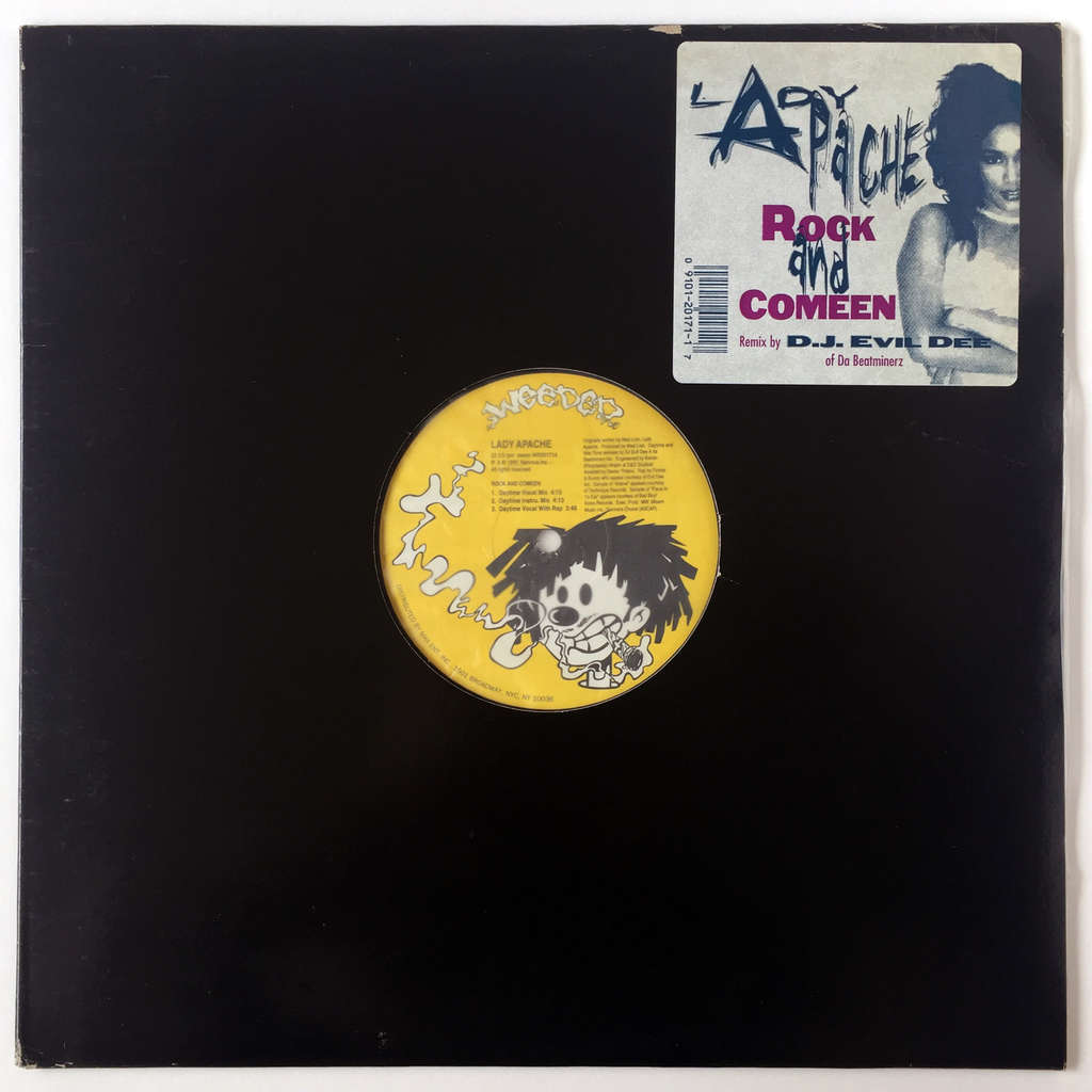 Lady Apache Rock And Comeen (Remixes)