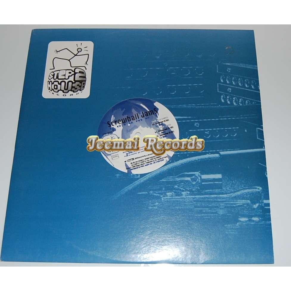 Screwball Jams (Joel Mull) Volume 1