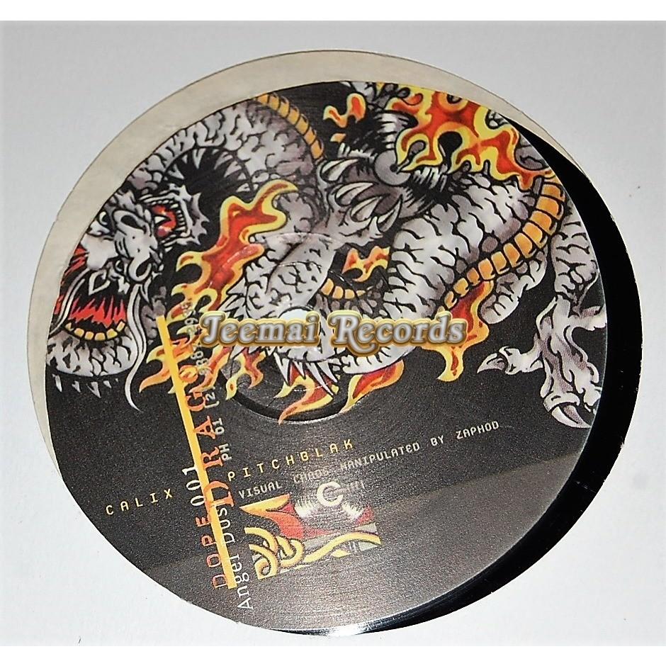 Calix vs. Pitchblak Angel Dust ep