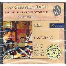 Jean-Sébastien Bach / André Isoir Pastorale