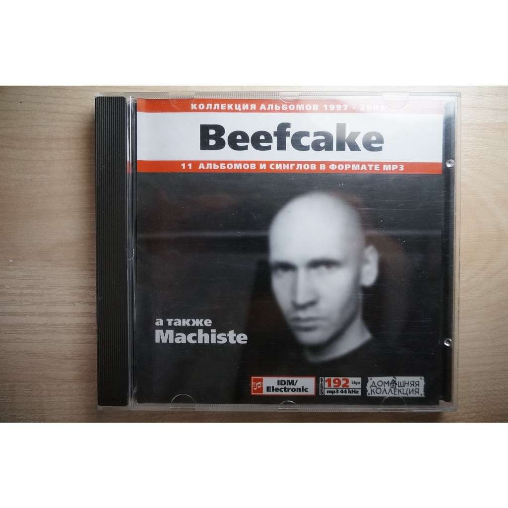 Beefcake (& Machiste) [IDM/Electronic] MP3 Home Collection
