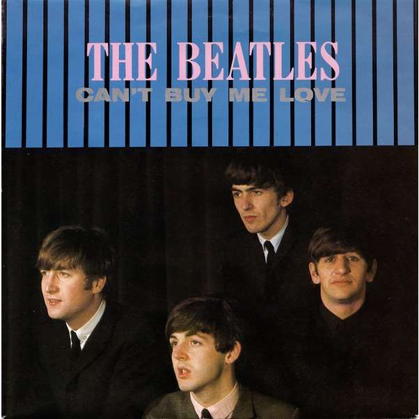 the beatles Can't Buy Me Love uk