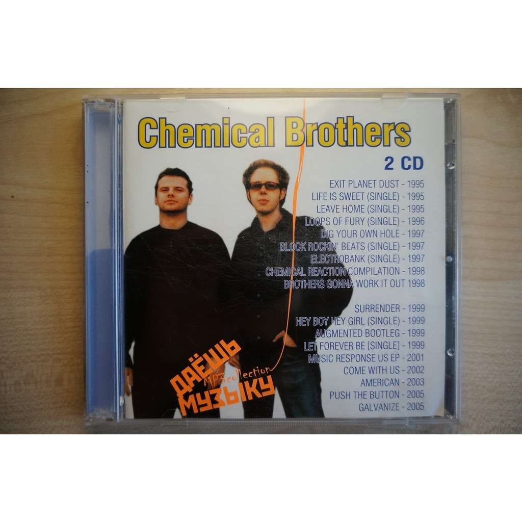 Chemical Brothers [2 CD] MP3 Collection - Dayosh Muzyku (Give Us Music)