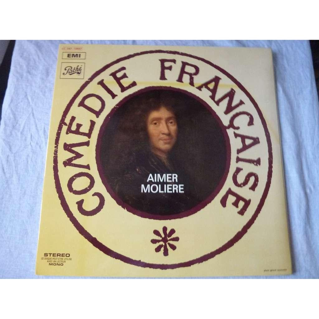 Molière Aimer Molière - ( stéréo near mint condition )
