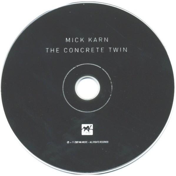 Mick Karn (ex-Japan) The Concrete Twin