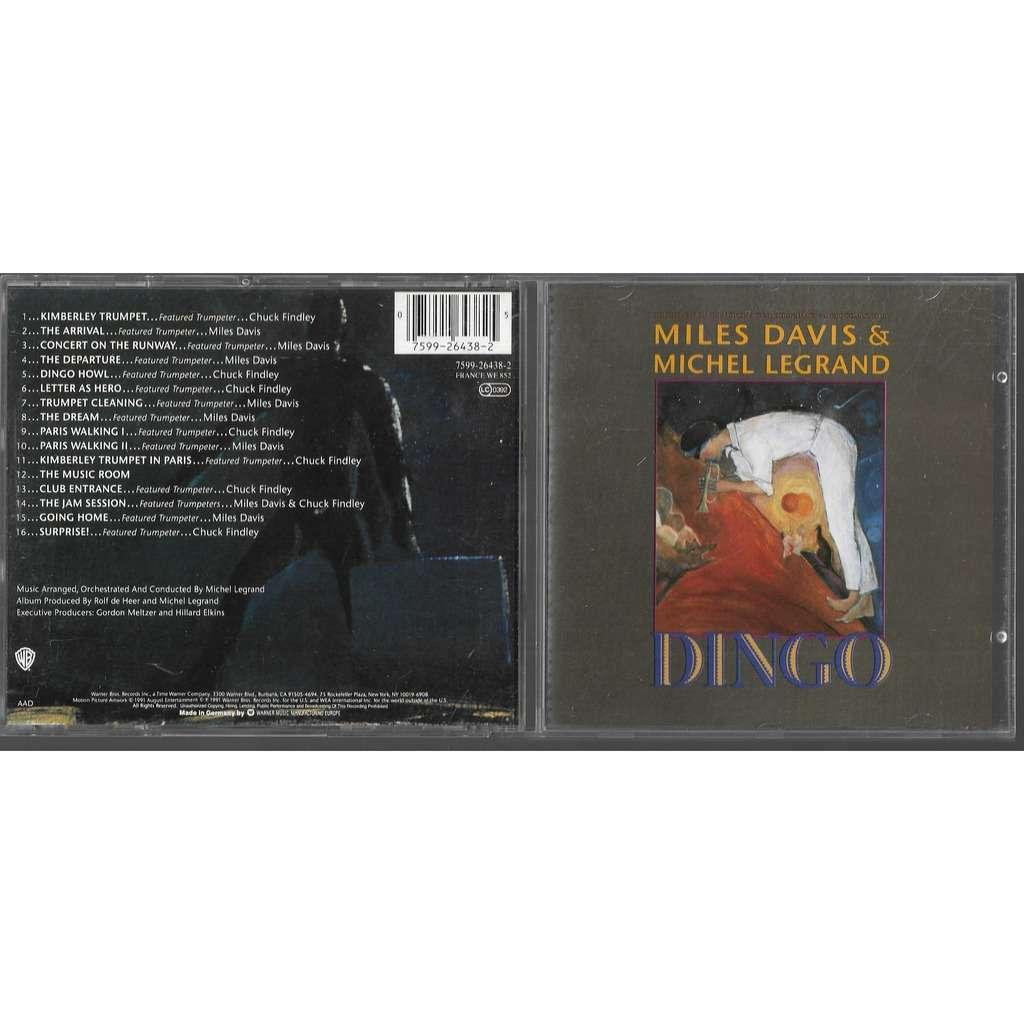 Miles Davis & Michel Legrand Dingo