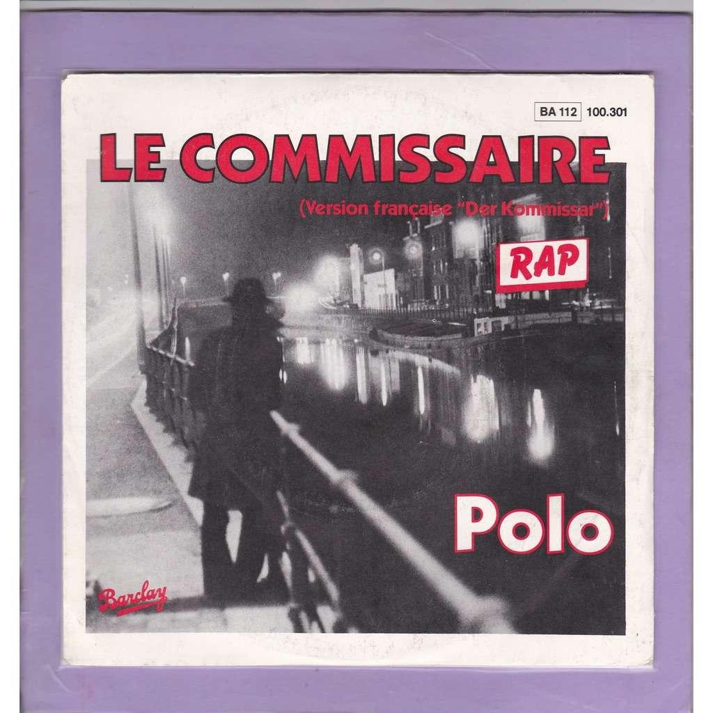 Polo le commissaire