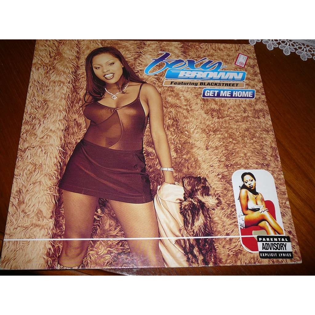 Foxy Brown Featuring Blackstreet Get Me Home
