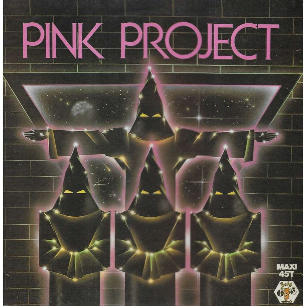 PINK PROJECT Disco project