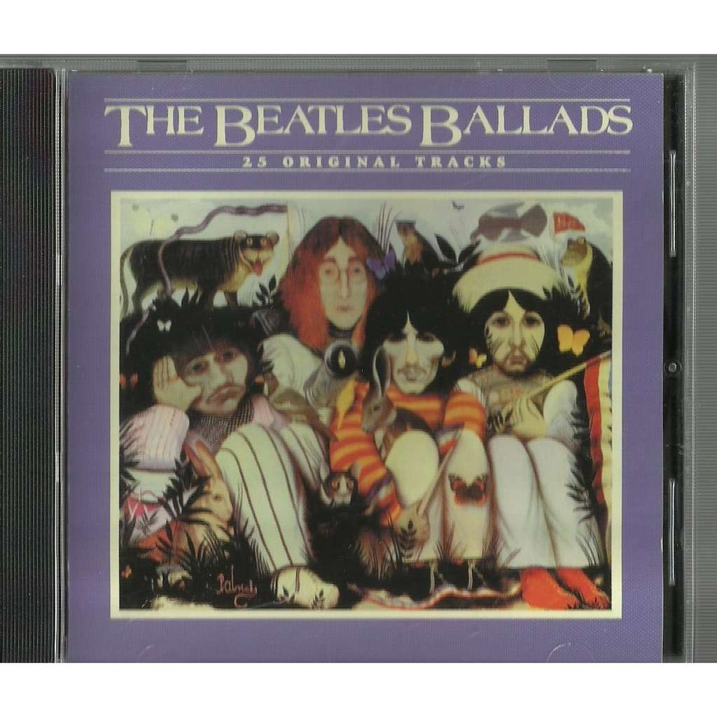 the beatles the beatles ballads