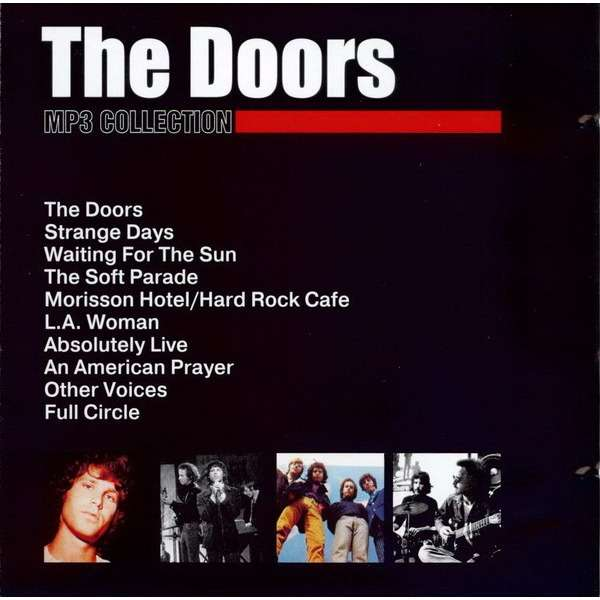 The Doors MP3 Collection