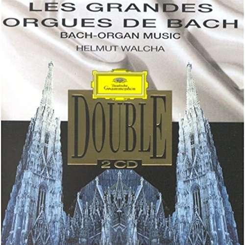 Jean-Sébastien Bach / Helmut Walcha Les Grandes Orgues de Bach