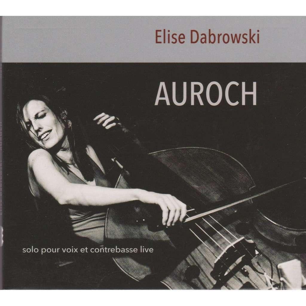 elise dabrowski auroch