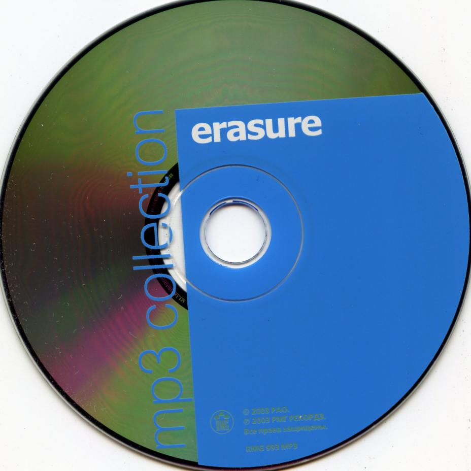 Erasure Mp3 Collection