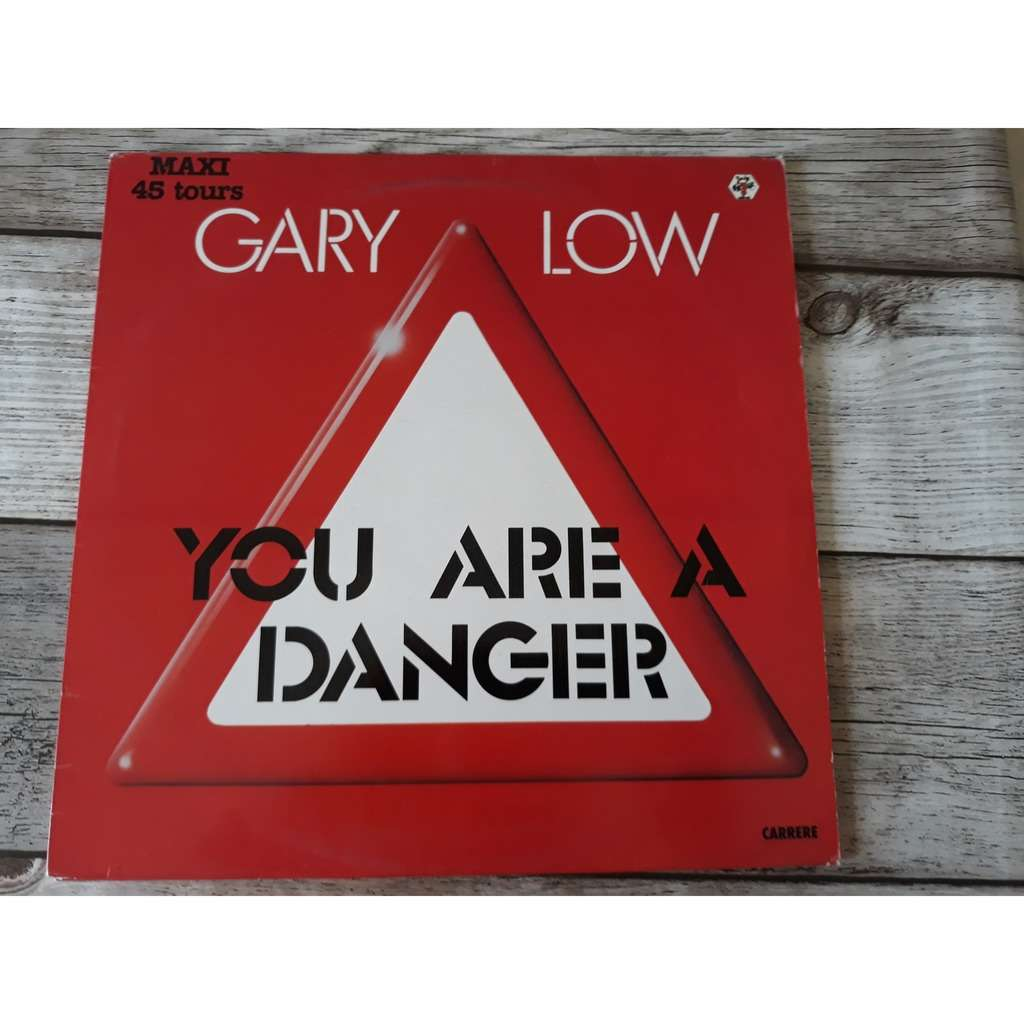 LOW Gary YOU ARE A DANGER + Instrumental