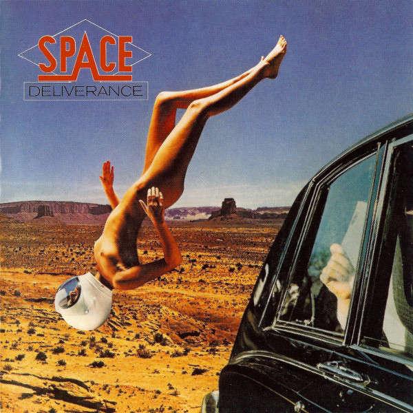 SPACE (DIDIER MAROUANI) DELIVERANCE (PLUS 6 BONUS TRACKS)