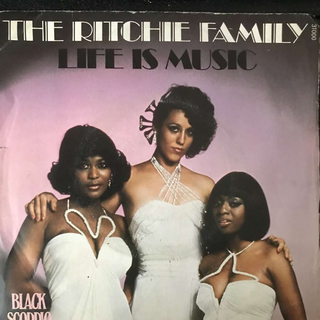 The Ritchie Family - Life Is Music (Vinyl) The Ritchie Family - Life Is Music (Vinyl)