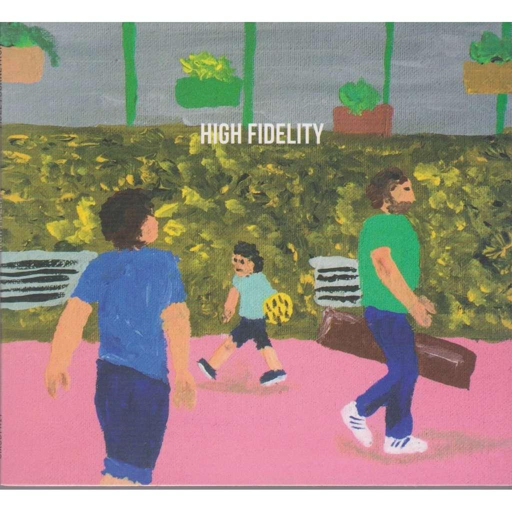 fidel fourneyron high fidelity