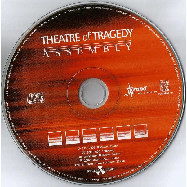 Theatre of tragedy Assembly
