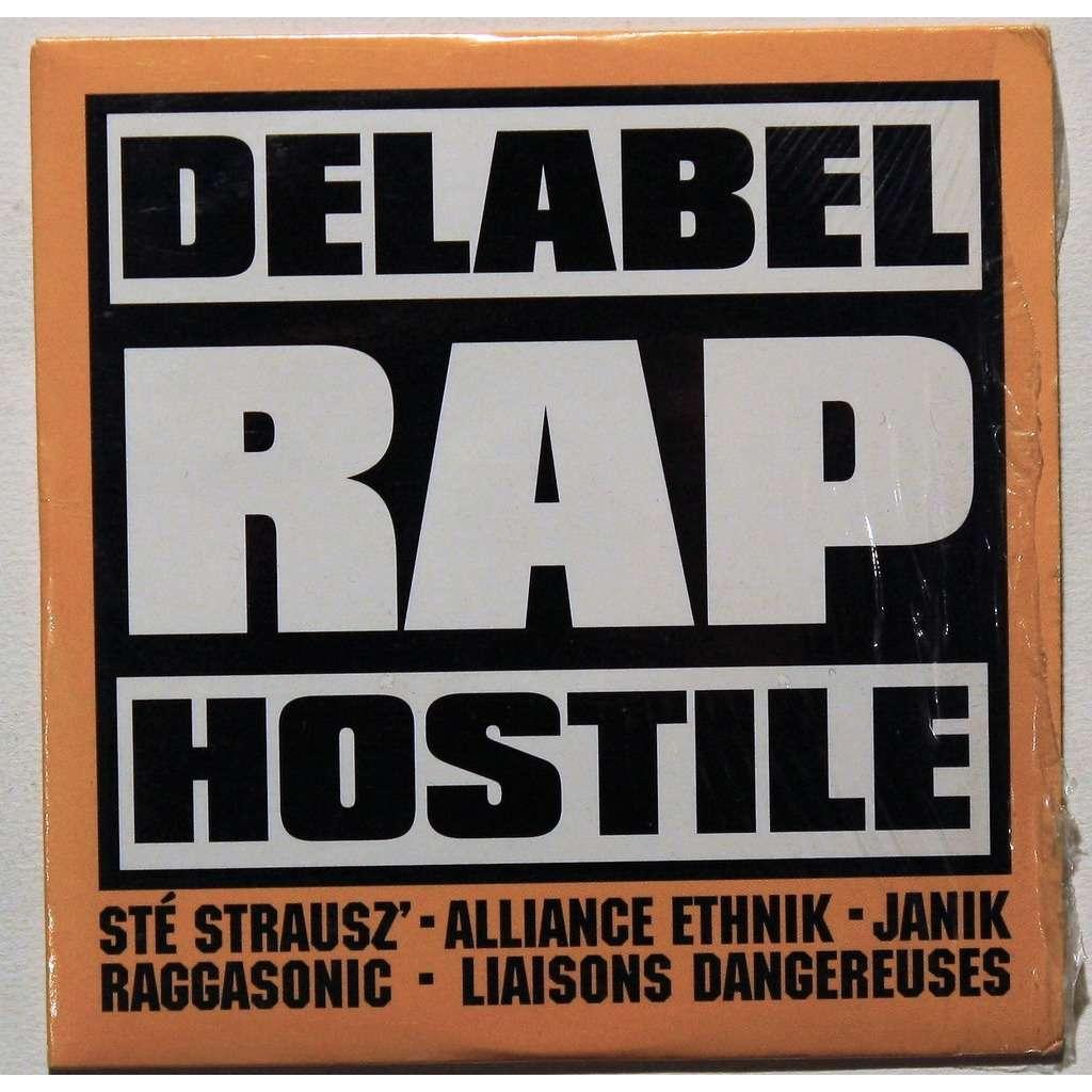 Various Delabel Rap Hostile