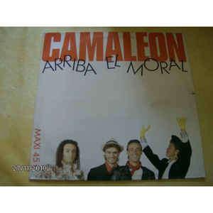 CAMALEON ARRIBA EL MORAL