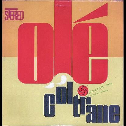 John Coltrane Olé Coltrane