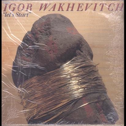 Igor Wakhevitch Let's Start