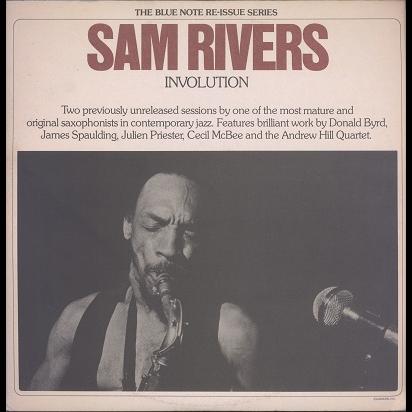Sam Rivers Involution
