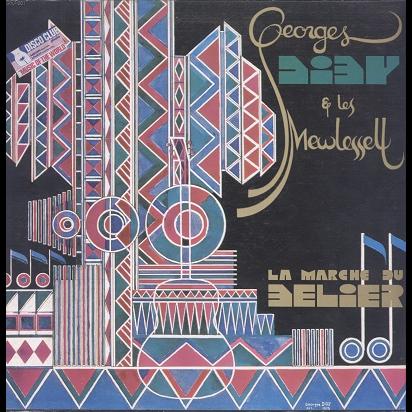 Georges Diby & Les Mewlessell La Marche Du Belier