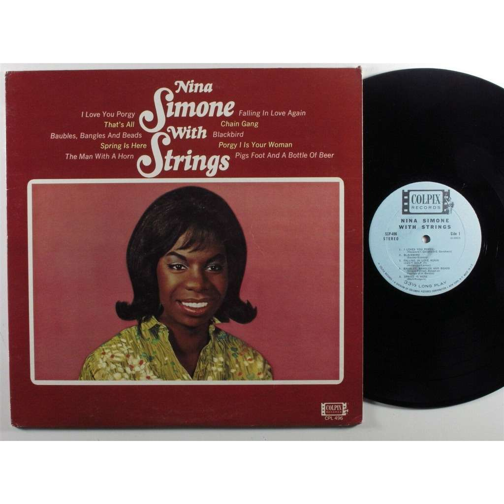 Nina Simone Nina Simone With Strings