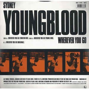 sydney youngblood wherever you go