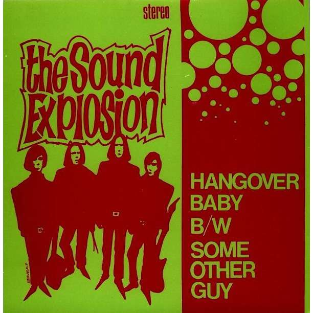 Sound Explosion - Hangover Baby