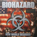 BIOHAZARD - New World Disorder (lp) Ltd Edit 180 Gram Vinyl -E.U - 33T