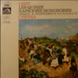 gyorgy cziffra liszt : rapsodies hongroises n° 6 à 11 vol.2 - ( stéréo mint condition )