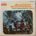ARSENIO RODRIGUEZ Y SU CONJUNTO - Vol. 2 - LP